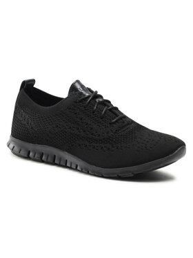 Cole Haan Cole Haan Sneakersy Zerogrand St Ox W17828 Czarny