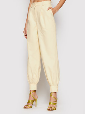 NA-KD NA-KD Pantaloni di tessuto 1018-006858-0005-580 Beige Regular Fit
