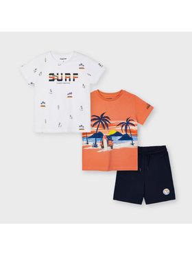 Mayoral Mayoral Set T-Shirt und Sportshorts 3641 Bunt Regular Fit