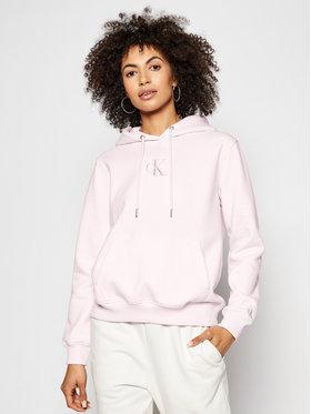 Calvin Klein Jeans Calvin Klein Jeans Bluza J20J215486 Różowy Regular Fit