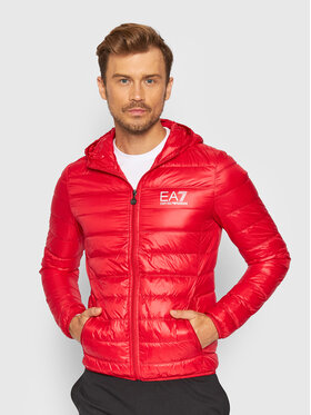 EA7 Emporio Armani EA7 Emporio Armani Pernata jakna 8NPB02 PN29Z 1451 Crvena Regular Fit