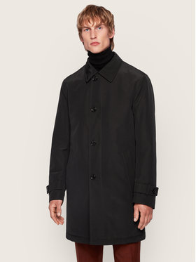 Boss Boss Kabát pro přechodné období Dain 4 50436691 Černá Regular Fit