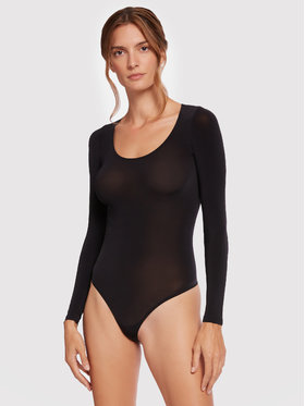 Wolford Wolford Body Buenos Aires 78055 Μαύρο Slim Fit