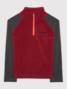 Columbia Columbia Fleecová mikina Glacial™ 1557965 Červená Regular Fit
