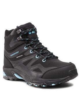 Hi-Tec Hi-Tec Παπούτσια πεζοπορίας Hendon Mid Wp Wo's AVSAW21-HT-BD-01 Μαύρο