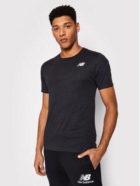 New Balance New Balance T-shirt NBMT1198 Noir Slim Fit