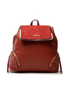 Nobo Nobo Plecak NBAG-J0250-C005 Czerwony