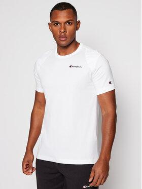 Champion Champion T-Shirt Rochester 214862 Bílá Comfort Fit