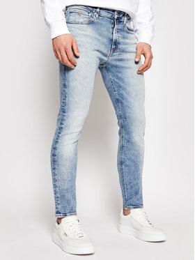 Calvin Klein Jeans Calvin Klein Jeans Jeansy Ckj 016 J30J318244 Modrá Skinny Fit