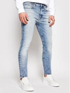 Calvin Klein Jeans Calvin Klein Jeans Jeansy Ckj 016 J30J318244 Niebieski Skinny Fit