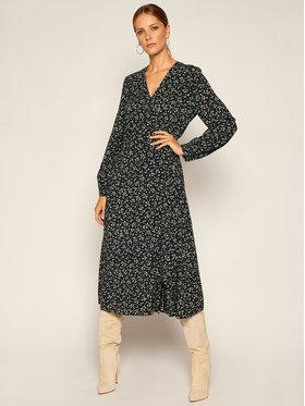 Tommy Hilfiger Tommy Hilfiger Φόρεμα καθημερινό Raya Wrap WW0WW28170 Σκούρο μπλε Regular Fit