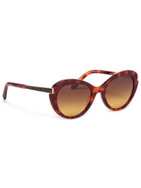 Swarovski Swarovski Okulary przeciwsłoneczne SK0327/S Czerwony