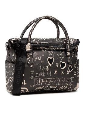 Desigual Desigual Τσάντα 21SAXP49 Μαύρο