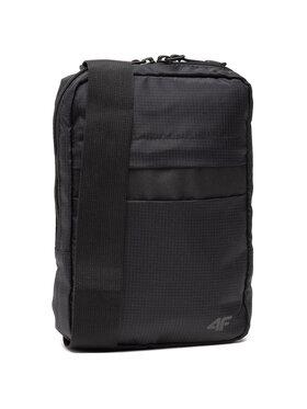 4F 4F Мъжка чантичка TRU002 Черен