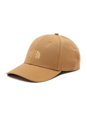 The North Face The North Face Шапка с козирка Recycled 66 Classic Hat NF0A4VSV1731 Кафяв