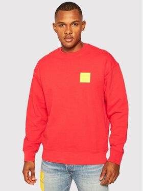Levi's® Levi's® Mikina LEGO 84496-0001 Červená Regular Fit