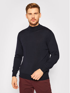 Digel Digel Pull 1208055 Bleu marine Regular Fit