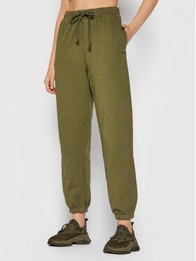 Levi's® Levi's® Spodnie dresowe A0887-0005 Zielony Regular Fit