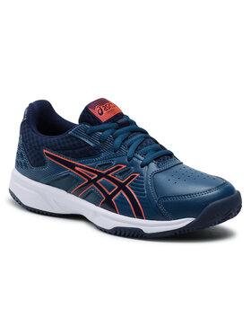 Asics Asics Chaussures Court Slide Clay Gs 1044A006 Bleu marine