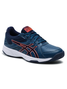 Asics Asics Schuhe Court Slide Clay Gs 1044A006 Dunkelblau
