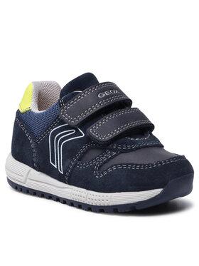 Geox Geox Sneakersy B Alben B. D B163CD 022ME C4502 M Granatowy