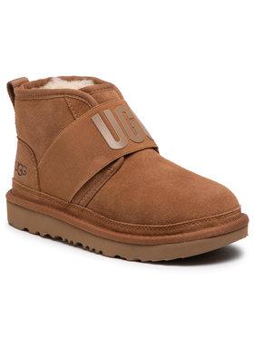 Ugg Ugg Pantofi K Neumel II Graphic 1110703K Maro