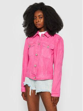 Custommade Custommade Kurtka jeansowa Yoel 212510801 Różowy Regular Fit