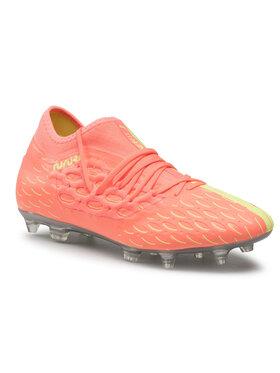 Puma Puma Παπούτσια Future 5.3 Netfit Osg Fg/Ag Πορτοκαλί
