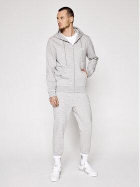 Sprandi Sprandi Spodnie dresowe SS21-SPM003 Szary Regular Fit