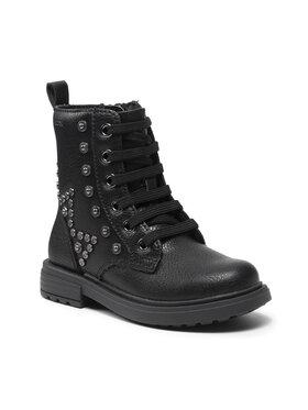 Geox Geox Зимни обувки J Eclair G. O J169QO 000BU C9999 M Черен