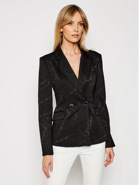 Guess Guess Blazer Micela W1RN09 KAFA2 Noir Slim Fit