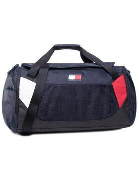 Tommy Sport Tommy Sport Taška Ts Core Duffle AU0AU01054 Tmavomodrá