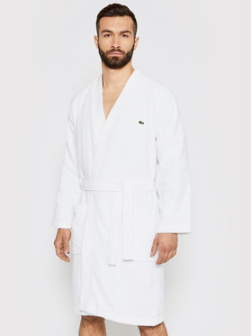 Lacoste Lacoste Robe de chambre LDEFILE Blanc