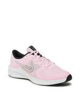 Nike Nike Batai Downshifter 11 (Gs) CZ3949 605 Rožinė