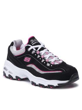 Skechers Skechers Sneakers Life Saver 11860EW/BKWP Nero