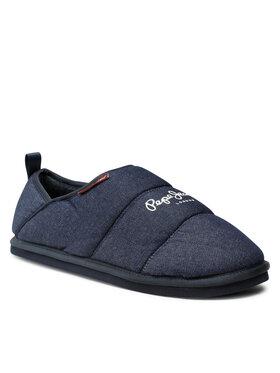 Pepe Jeans Pepe Jeans Chaussons Home Denim PMS20009 Bleu marine