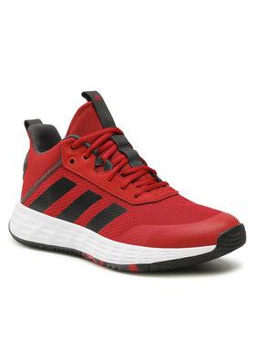 adidas adidas Boty Ownthegame 2.0 H00466 Červená