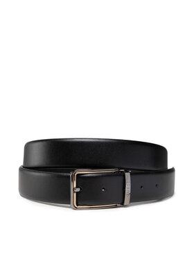Guess Guess Pánský pásek Not Coordinated Belts BM7382 LEA35 Černá