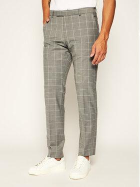 Strellson Strellson Kostiuminės kelnės 11 Mercer2.012 30020634 Pilka Slim Fit