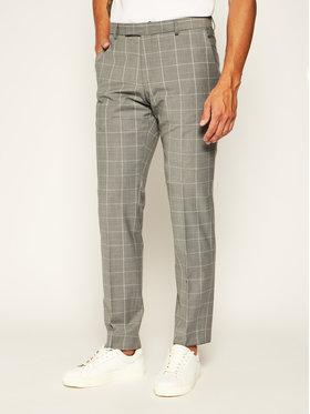 Strellson Strellson Spodnie garniturowe 11 Mercer2.012 30020634 Szary Slim Fit