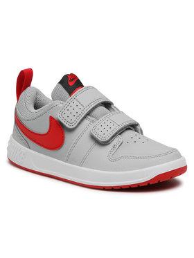 Nike Nike Buty Pico 5 (PSV) AR4161 004 Szary