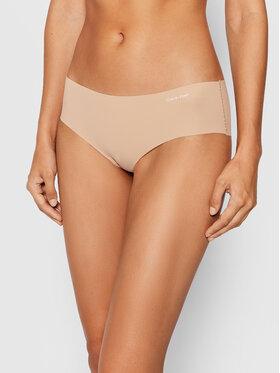 Calvin Klein Underwear Calvin Klein Underwear Figi klasyczne 0000D3429E Beżowy