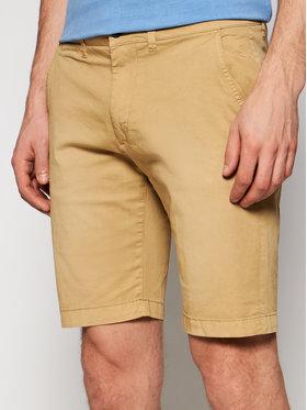 Pepe Jeans Pepe Jeans Pantaloncini di tessuto Mc Queen PM800227 Marrone Regular Fit
