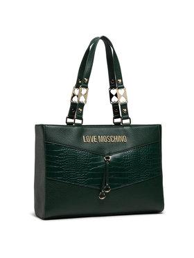 LOVE MOSCHINO LOVE MOSCHINO Дамска чанта JC4292PP0BKP180A Зелен