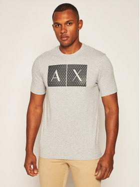 Armani Exchange Armani Exchange T-shirt 8NZTCK Z8H4Z 3929 Gris Slim Fit