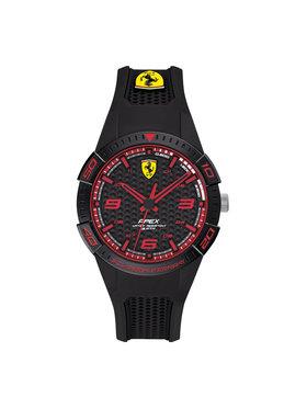 Scuderia Ferrari Scuderia Ferrari Zegarek Apex 840036 Czarny
