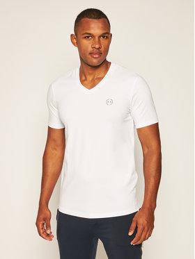Armani Exchange Armani Exchange T-Shirt 8NZT85 Z8M9Z 2181 Bílá Regular Fit