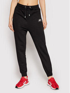Alpha Industries Alpha Industries Pantalon jogging Basic 116051 Noir Regular Fit