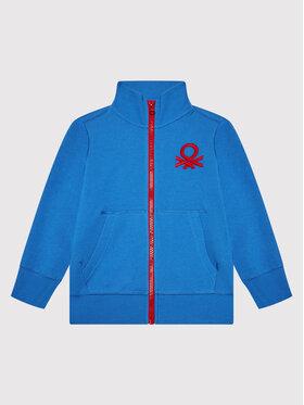 United Colors Of Benetton United Colors Of Benetton Bluză 3J68C5832 Albastru Regular Fit