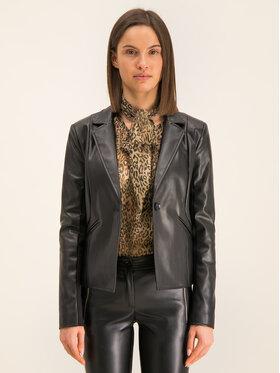 Trussardi Jeans Trussardi Jeans Блейзър 56H00061 Черен Regular Fit
